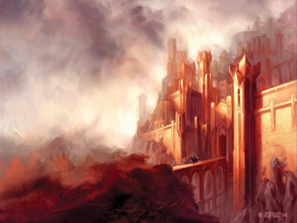Nightmare Of Lands 15, Magical Landscapes 3