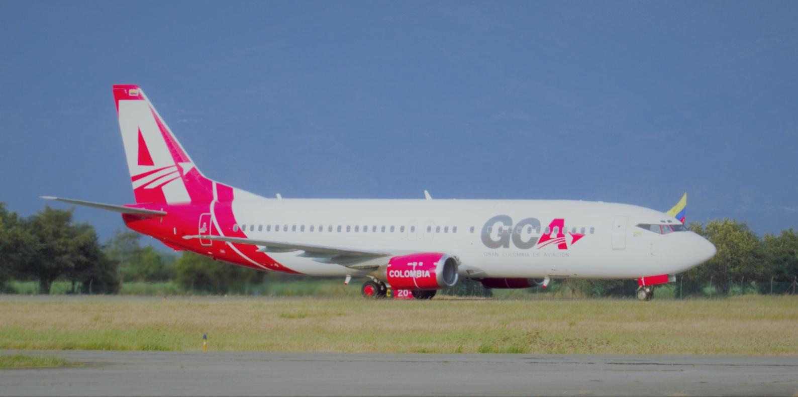 Las rutas de la nueva aerolínea de bajo costo que llegó a Colombia