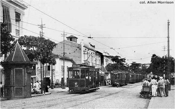 Bondinho de Belém elettrico - Belém do Parà, collezione: Allen Morrison