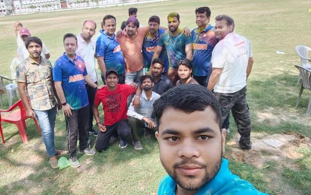 आईएमए की क्रिकेट टीम 60 रनों से जीती