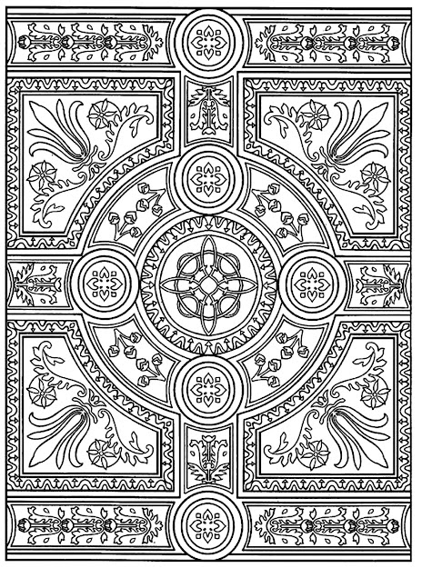 Free Coloring Page Coloringadultzenantistresstoprintparquetpatterns  Coloringadultzenantistresstoprintparquetpatterns