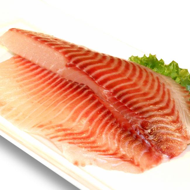 潮鯛生魚片