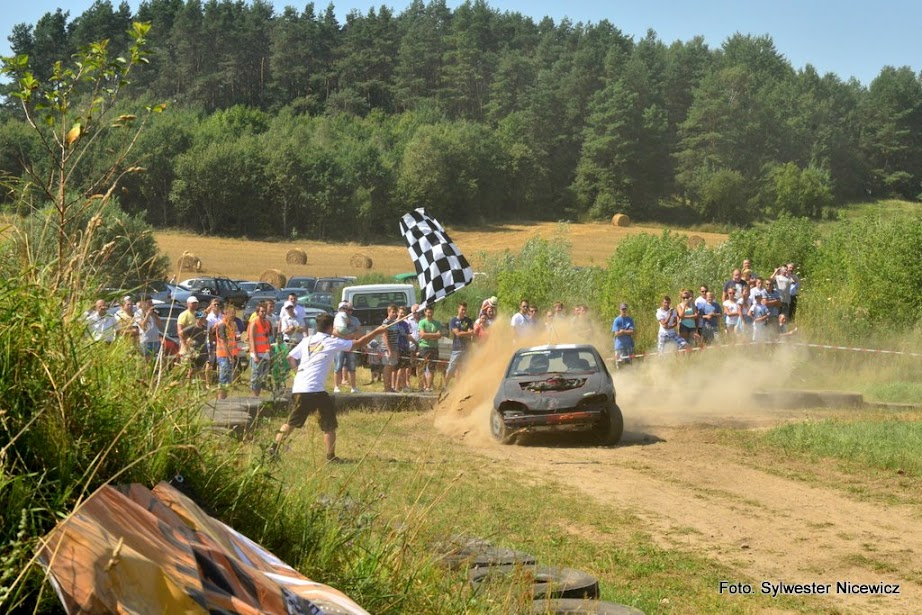 WRAK RACE KOLNO 2014r