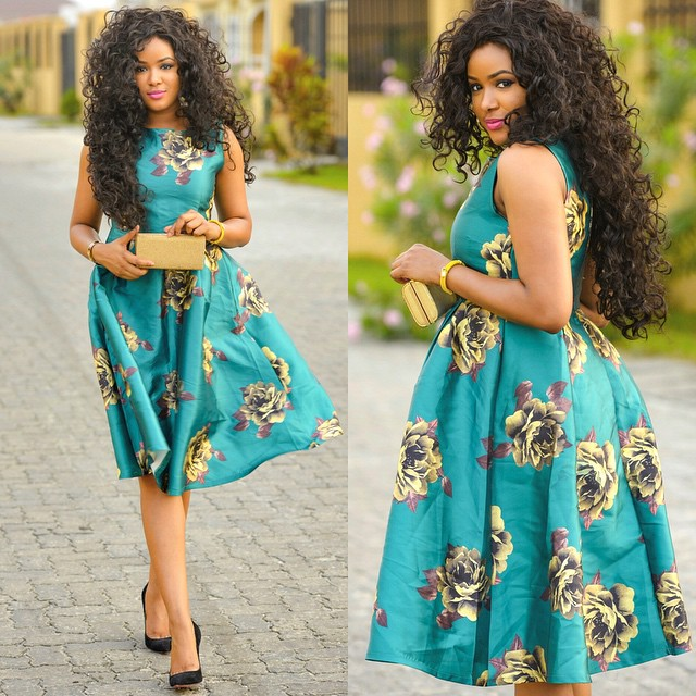 MOST RECENT ANKARA STYLES FOR WEDDINGS 2019 5