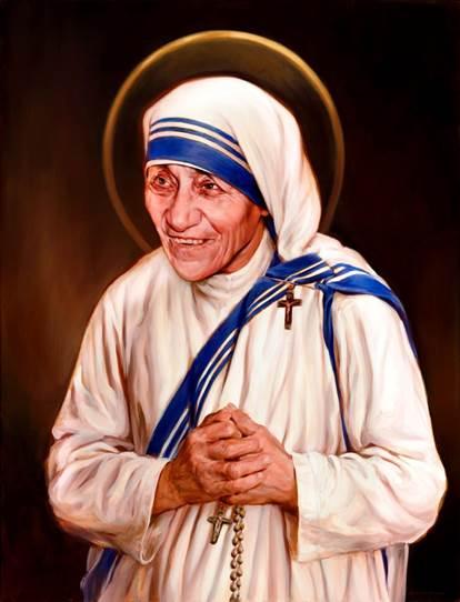 Sáu bài học từ Mẹ Têrêxa