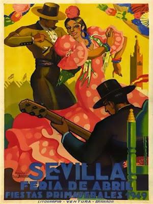 Feria de Abril, недвижимость в Испании, Севильская апрельская ярмарка, CostablancaVIP, Севилья, Sevilla, Feria de Sevilla, Севильская ярмарка, достопримечательности Испании, достопримечательности Андалусии, Andalucía, España, праздники Испании, Flamenco, фламенко, культура Испании, традиции Испании, hípico