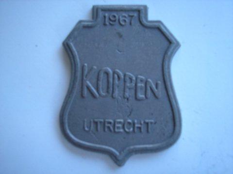 Naam: KoppenPlaats: UtrechtJaartal: 1967