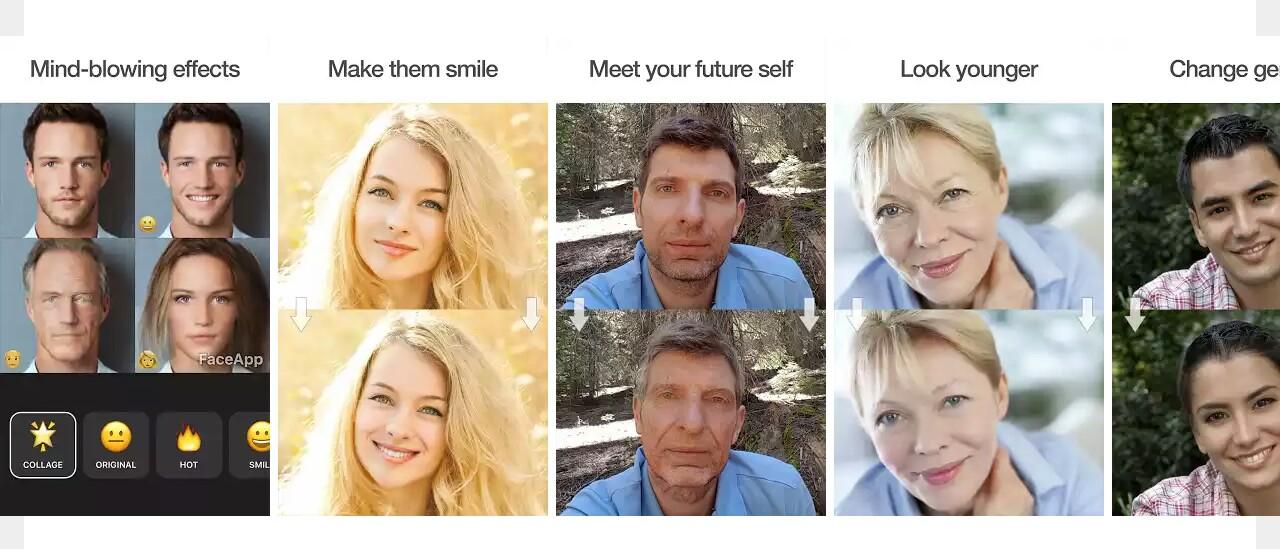 تحويل وجهك باستخدام الذكاء الاصطناعي بنقره واحده