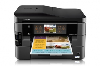 Drivers & Downloads Epson WorkForce 845 printer for All Windows