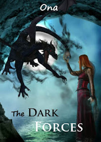 Cover of Ona's Book The Dark Forces
