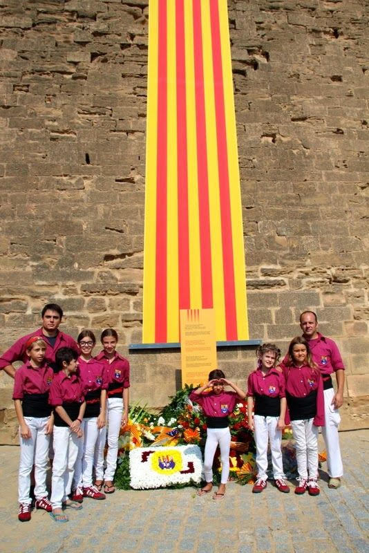 Ofrena Floral Diada de Catalunya  11-09-14 - IMG_3711.JPG