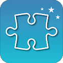 Amazing Jigsaw Puzzle: free relaxing mind games icon