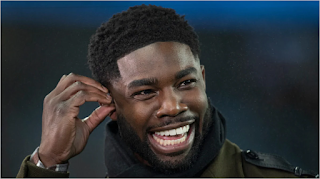 Former Manchester City star Micah Richards who won the Premier League during the 2011/2012 season trolled Liverpool legend Jamie Carragher when he brought out his Premier League winners' medal on CBS Sports' Champions League coverage., SPORTS NEWS NIGERIA, GOOGLE NEWS STAND PUBLISHERS, sd nEWS bLOG