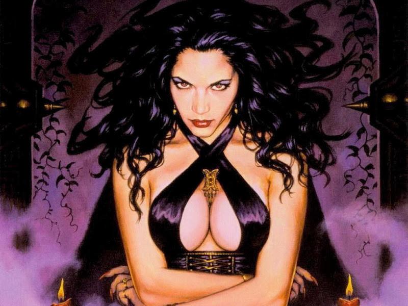 Wicca Calls, Black Magic