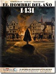 El hombre del año 02 #1431 - página 1