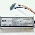 Cách đấu điện bộ lưu điện sự cố cho đèn led âm trần PINTD-12W
