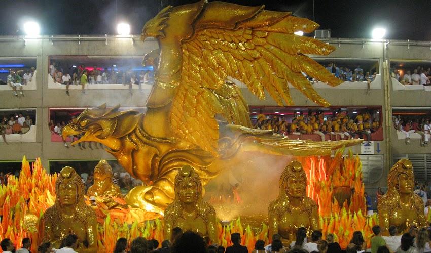 リオのサンバカーニバル⑧ / Rio carnival