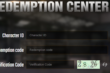 PUBG Mobile Redeem code which is still active in September 2021