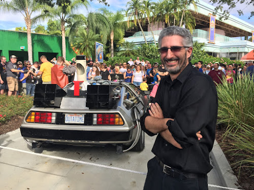 Best Week Ever Back to the Future Day at universal Studios Florida USF