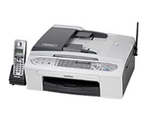 get free Brother FAX-2580C printer's driver