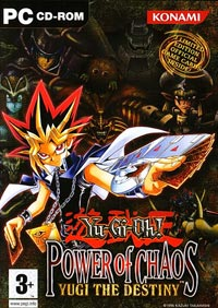 Yu-Gi-Oh! Power of Chaos: Yugi the Destiny - Review By Nobuo Kogawa