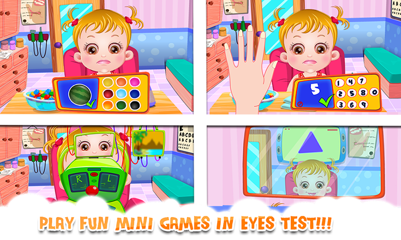 Baby Hazel Eye Care- screenshot