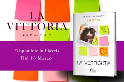 cover reveal la vittoria