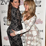 OIC - ENTSIMAGES.COM - Lizzie Cundy and Zara Holland at the  Franklin Lake - single launch party in London 1st March 2016 Photo Mobis Photos/OIC 0203 174 1069