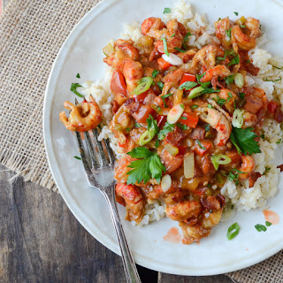 Easy Crawfish Étouffée