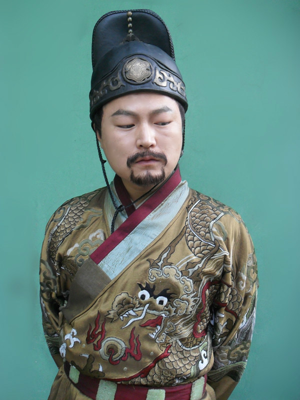 Bao Xiaoping China Actor