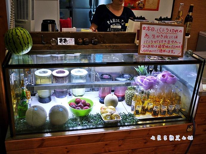 56 水果洋果子草莓樹冰櫃