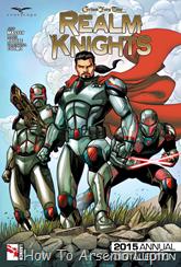 Actualizacion 21/03/2016: Realm Knights - Kolam nos trae el anual 2015 y la edicion gigante 2015, gracias a punkarra del CRG.
