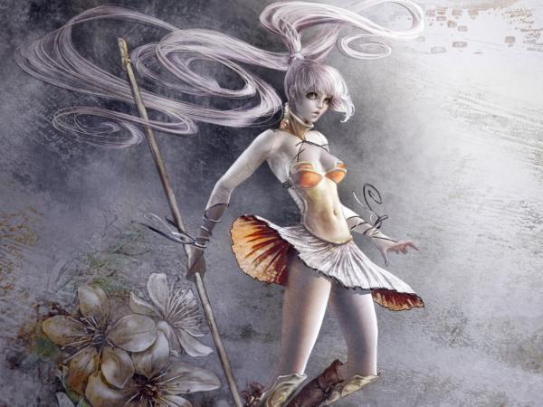 Pleasant Faery Eyes, Fairies 2