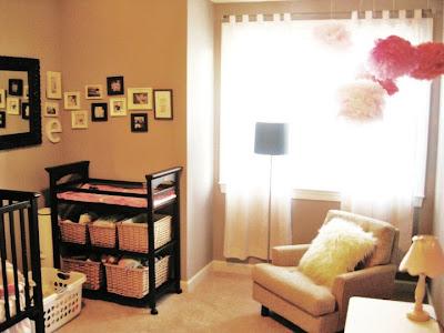 , A Girly Girl Room & Blogging…
