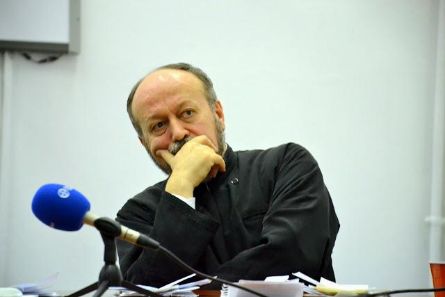 Pr. Constantin Necula despre tineri, FTOUB 111