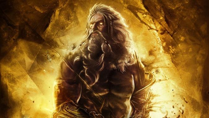 Enki, o Deus Criador da humanidade.