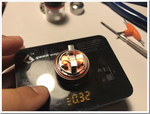IMG 5994 thumb - 【味の濃いRTA】Youde UD Zephyrus V3(ゼフィルスV3)クリアロマイザーレビュー!RBAユニット付属でコスパ最強のクリアロマイザー!しかもこいつ、味濃厚かつ爆煙OKな最高の一品だったんです【最強じゃね?】
