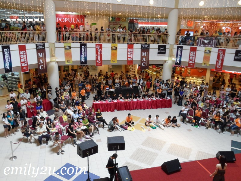 7th K King Competition semi finals Ipoh