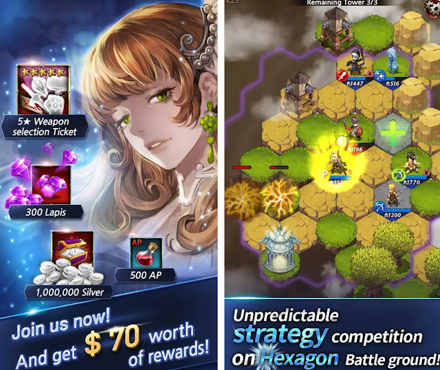 Devil Breaker - Turn Base Strategy