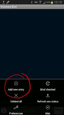 Directory Bind