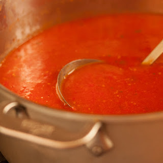 Incredibly Easy Tomato Soup