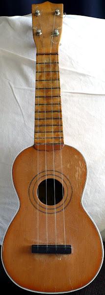 Nagoya Suzuki Soprano Ukulele