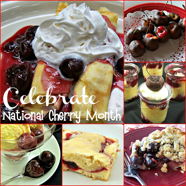Celebrate National Cherry Month!