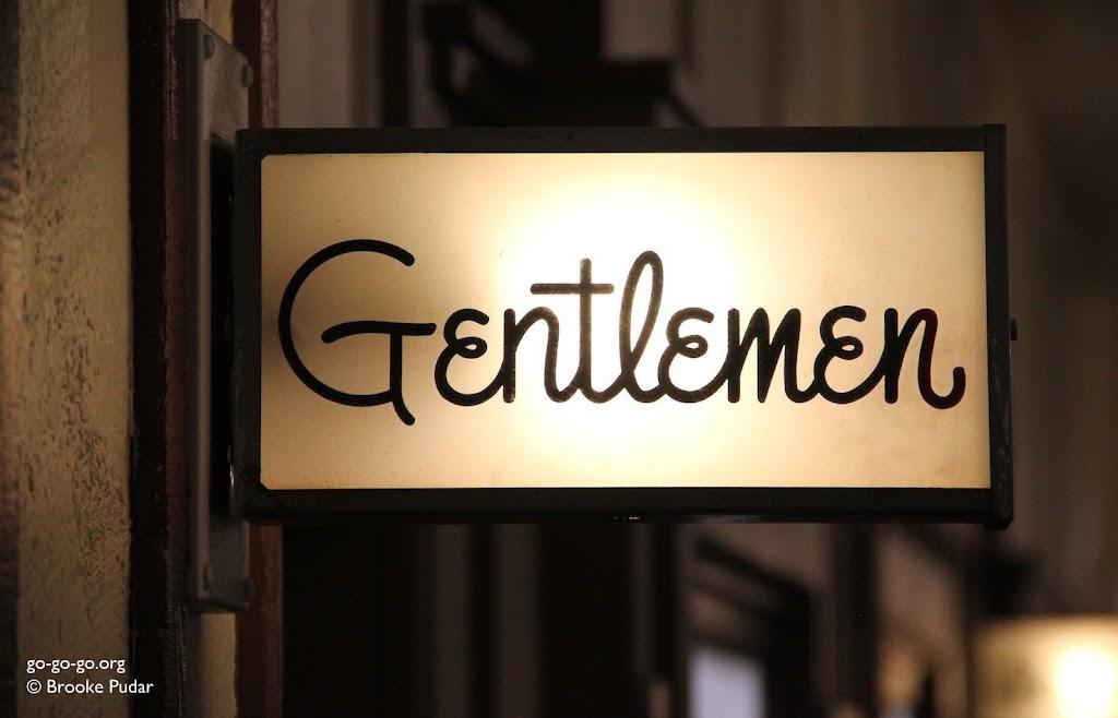 Everyday Photo: Gentlemen