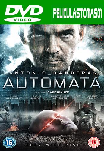 Autómata (2014) DVDRip