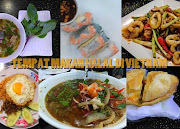 Tempat Makan Halal Kena Cuba di Ho Chi Minh, Vietnam