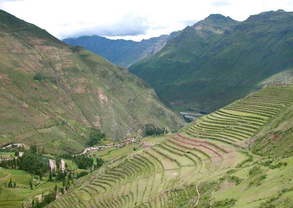pueblos del Valle Sagrado de los Incas