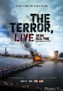 90 Phút Kinh Hoàng - The Terror Live poster