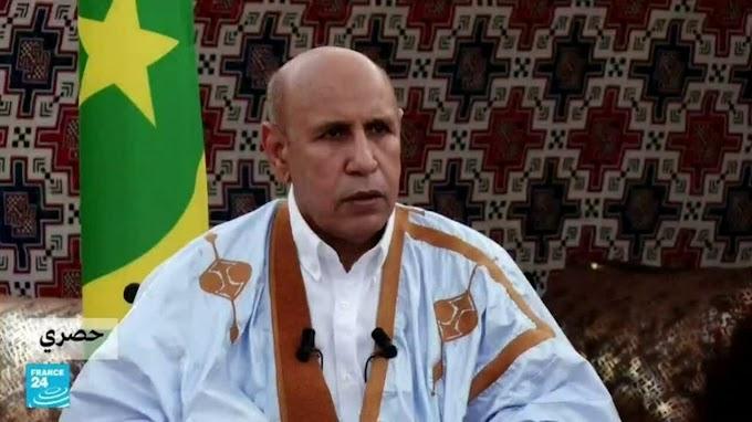 """Mauritania defiende por segunda vez en 24 horas la """"neutralidad positiva"""" en el Sáhara Occidental."""