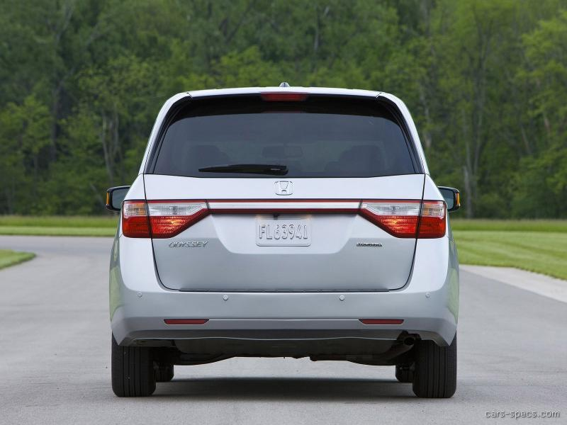 2012 Honda Odyssey Minivan Specifications Pictures Prices